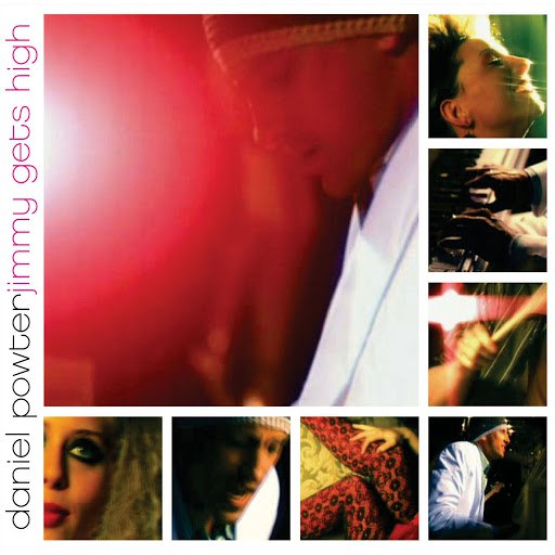 Daniel Powter альбом Jimmy Gets High (DMD Maxi Single)