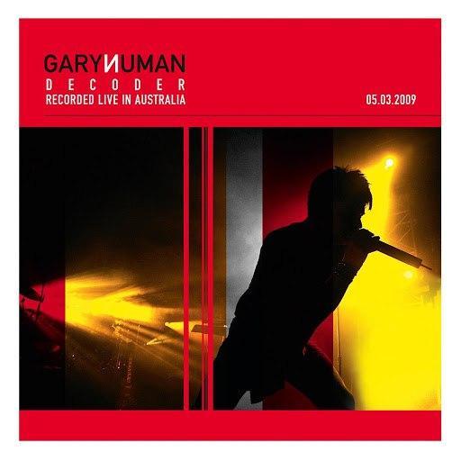 Gary Numan альбом Decoder (Live In Australia)