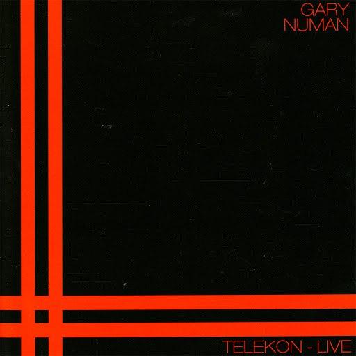 Gary Numan альбом Telekon - Live
