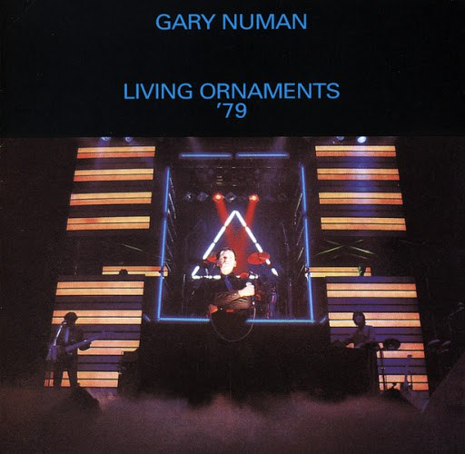Gary Numan альбом Living Ornaments '79
