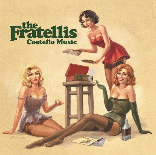 The Fratellis альбом Costello Music