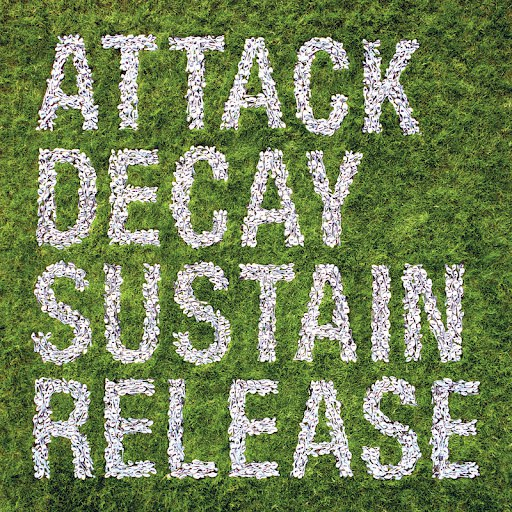 Simian Mobile Disco альбом Attack Decay Sustain Release