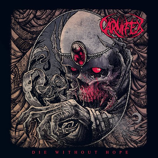 Carnifex альбом Die Without Hope