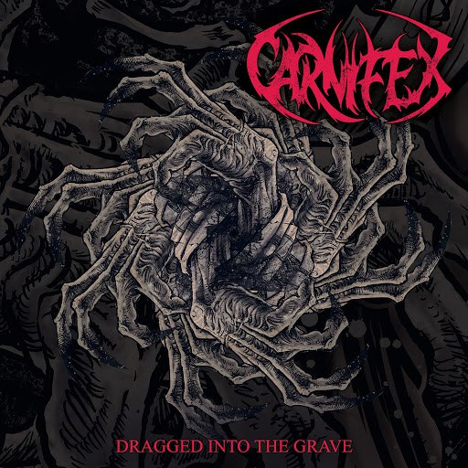 Carnifex альбом Dragged into the Grave