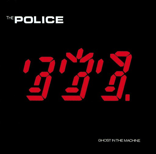 The Police альбом Ghost In The Machine (2003 Remastered)