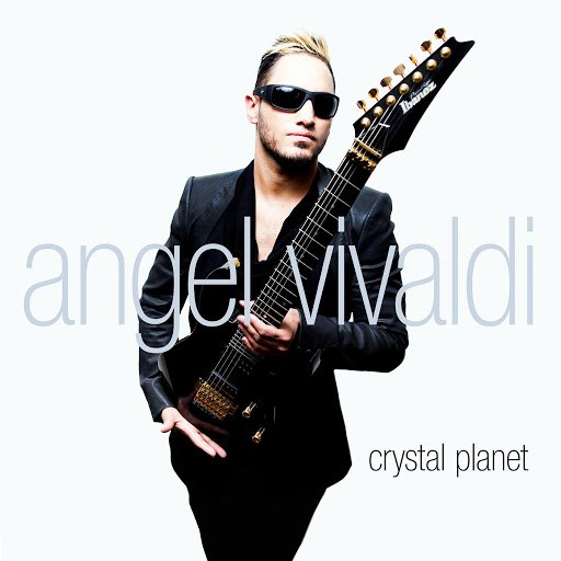 Angel Vivaldi альбом Crystal Planet (feat. Dan Sugarman)