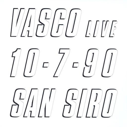 Vasco Rossi альбом Vasco Live: 10-7-90 - San Siro