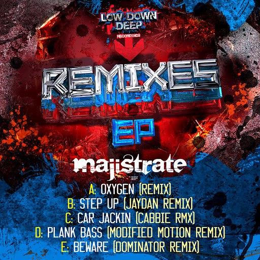 Majistrate альбом Remixes