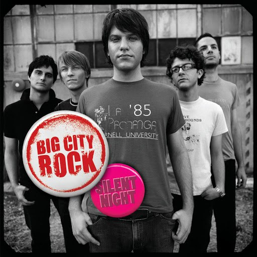 Big City Rock альбом Silent Night (94657-6)