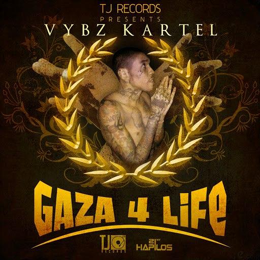 Vybz Kartel альбом Gaza 4 Life