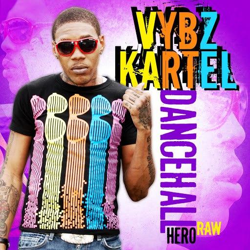 Vybz Kartel альбом Dancehall Hero EP Raw