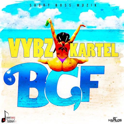 Vybz Kartel альбом BGF (Bad Gyal Fuck)