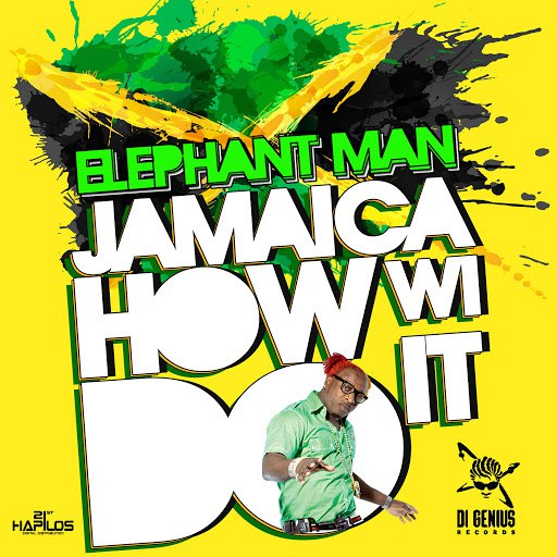 Elephant man альбом Jamaica How Wi Do It