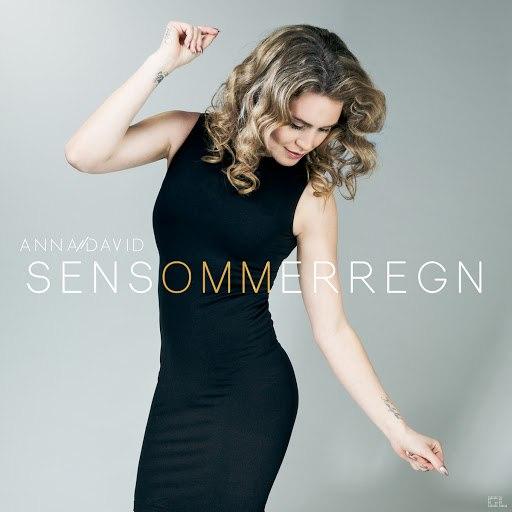 Anna David альбом Sensommerregn