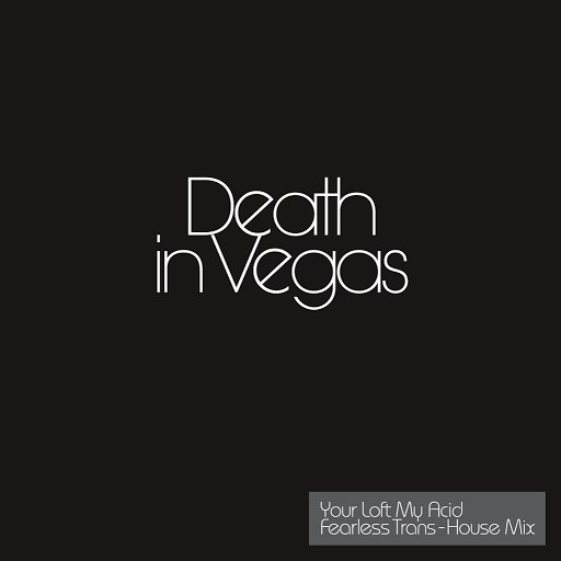 Death in Vegas альбом Your Loft My Acid - Transhouse Mix