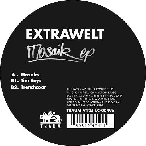 Extrawelt альбом Mosaik EP