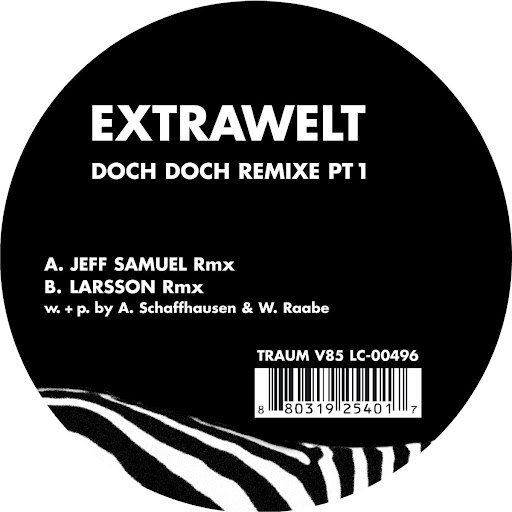 Extrawelt альбом Doch Doch Remixe Pt1