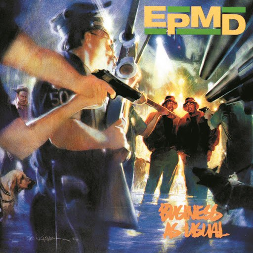 EPMD альбом Business As Usual
