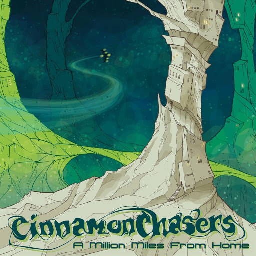 Cinnamon Chasers альбом A Million Miles From Home (instrumentals)