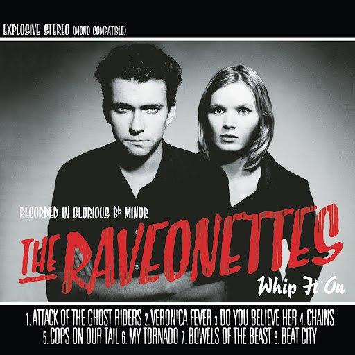 The Raveonettes альбом Whip It On