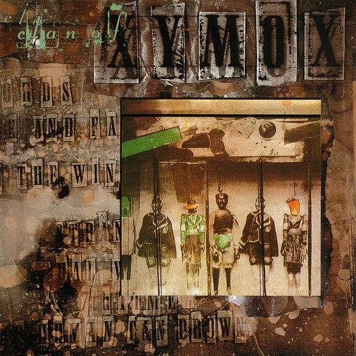 Clan Of Xymox альбом Clan Of Xymox
