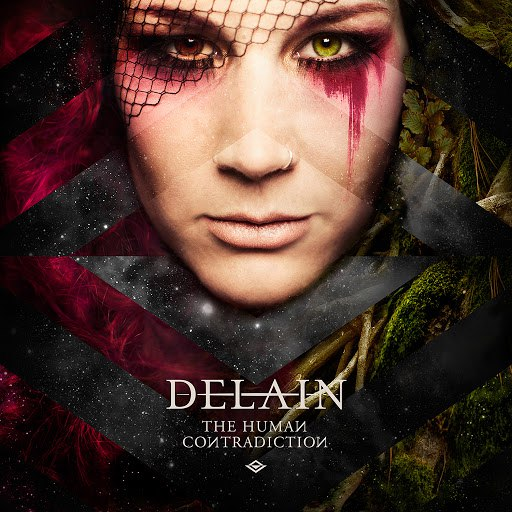 Delain альбом The Human Contradiction (Deluxe Edition)