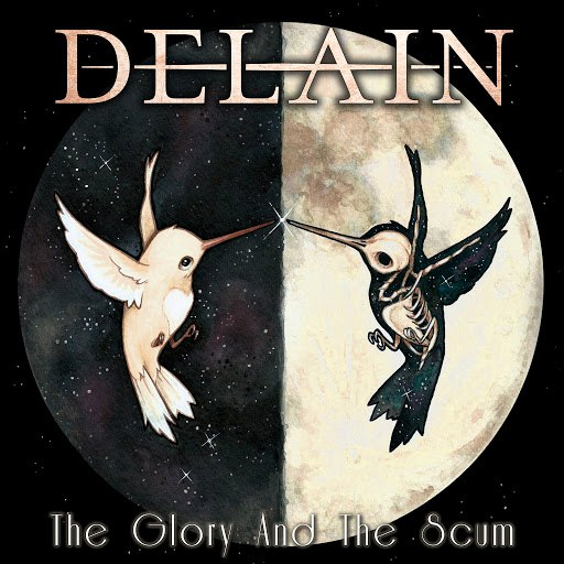 Delain альбом The Glory and the Scum
