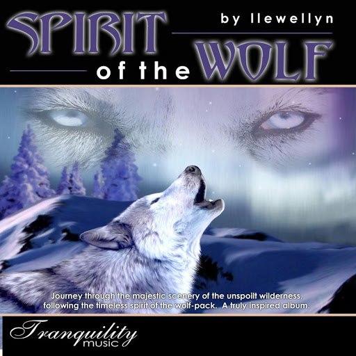 Llewellyn альбом Spirit of the Wolf
