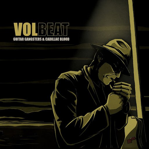 Volbeat альбом Guitar Gangsters & Cadillac Blood