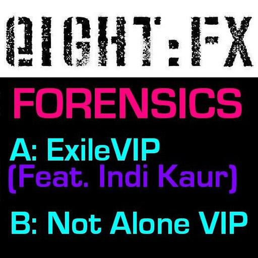 Forensics альбом Exile
