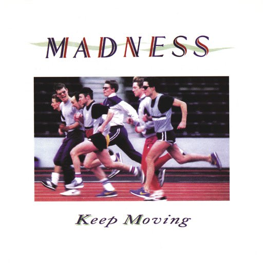 Madness альбом Keep Moving