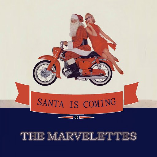 The Marvelettes альбом Santa Is Coming