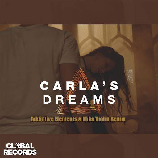 Carla's Dreams альбом Треугольники (Addictive Elements & Mika Violin Remix)