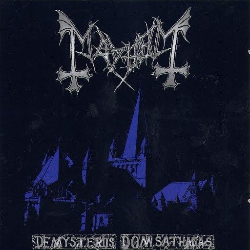 Mayhem альбом De Mysteriis Dom Sathanas