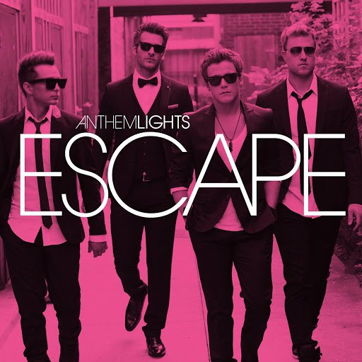 Anthem Lights альбом Escape