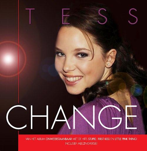 Tess альбом Change