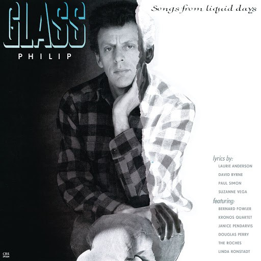 Philip Glass альбом Songs From Liquid Days