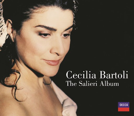 Cecilia Bartoli альбом The Salieri Album