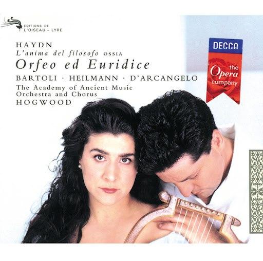 Cecilia Bartoli альбом Haydn: Orfeo ed Euridice