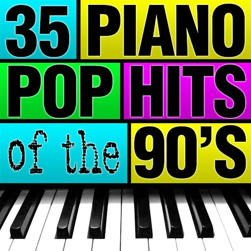 Piano Tribute Players альбом 90's Piano Pop Hits