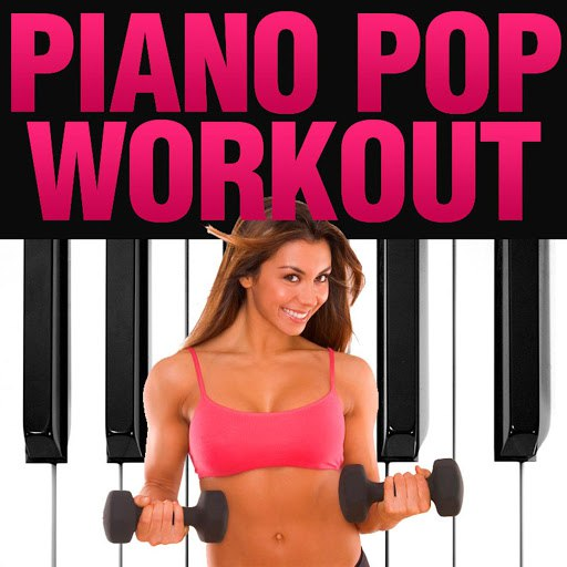 Piano Tribute Players альбом Piano Pop Workout