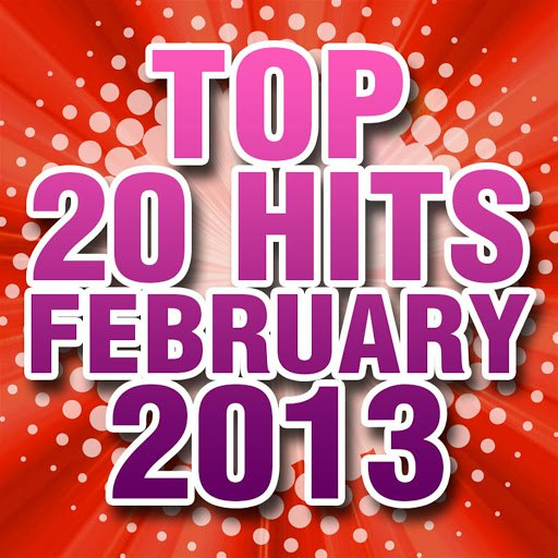 Piano Tribute Players альбом Top 20 Hits February 2013
