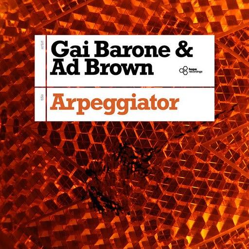 Gai Barone альбом Arpeggiator