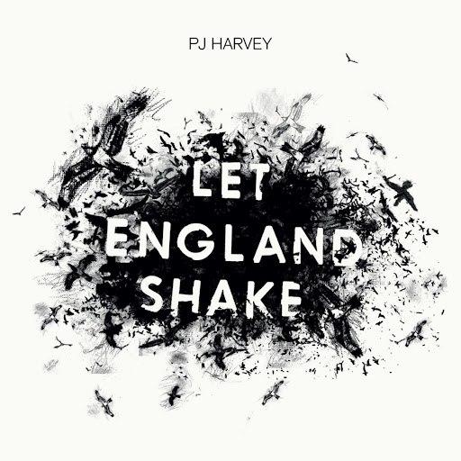 PJ Harvey альбом Let England Shake