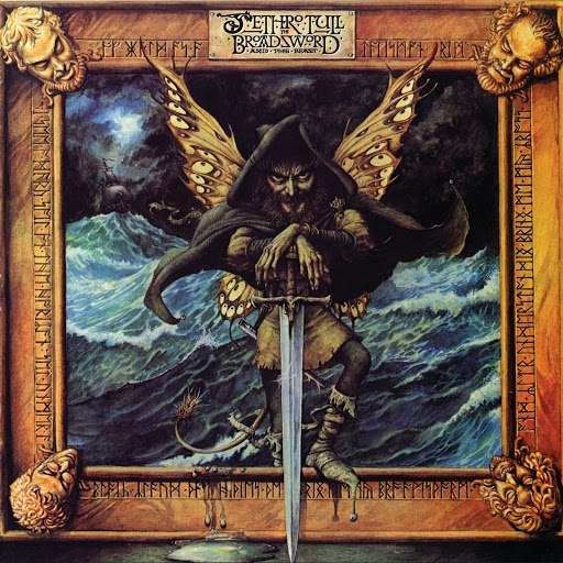 Jethro Tull альбом The Broadsword And The Beast