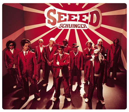 Seeed альбом Schwinger (Maxi-CD)