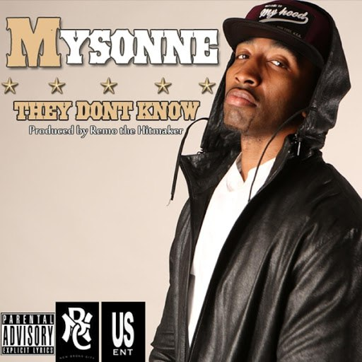 Mysonne альбом They Don't Know