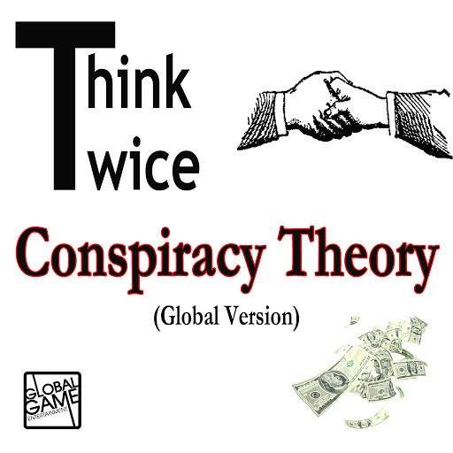 Think Twice альбом Conspiracy Theory (Global Version)