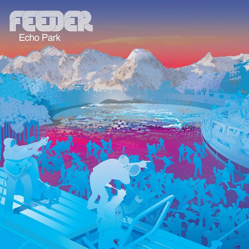 Feeder альбом Echo Park