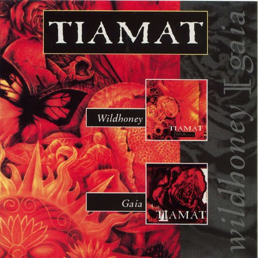 Tiamat альбом Wildhoney / Gaia - EP